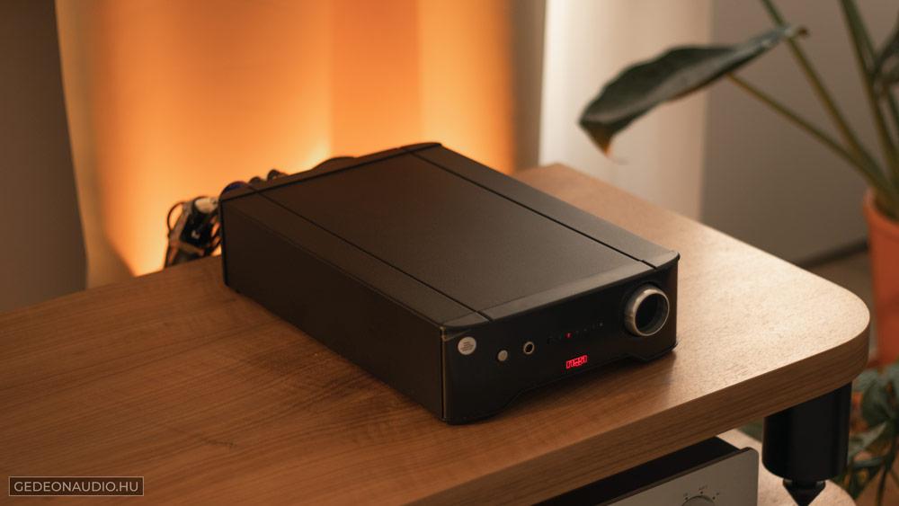 Rega Brio erősítő Gedeon Audio