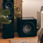 REL HT1205 mélysugárzó Gedeon Audio