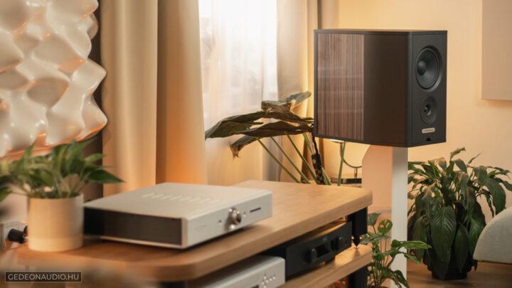 Audio Solutions Figaro BL hangfal Gedeon Audio
