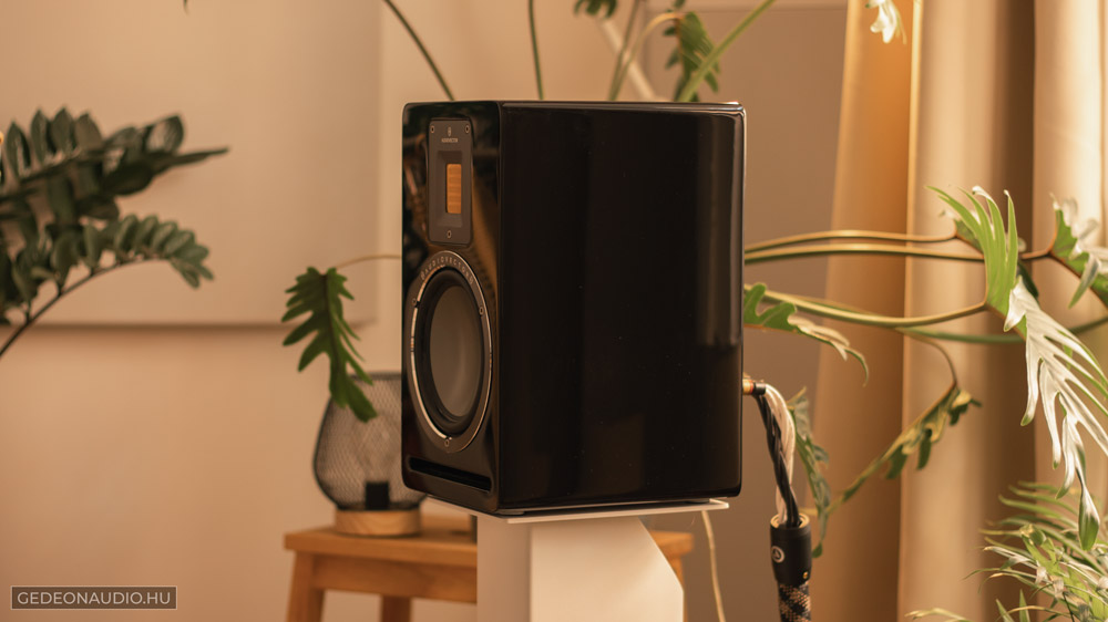 Audiovector QR1 hangfal gedeon audio