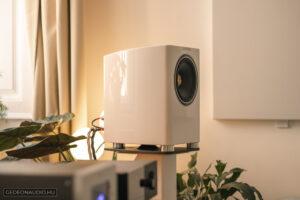 Fyne Audio F700 hangfal teszt