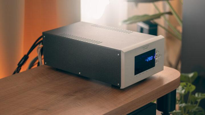 Norma Audio HS IPA1 erősítő Gedeon Audio