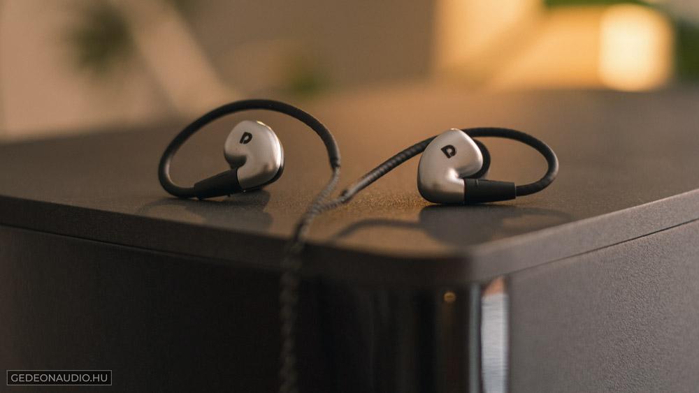Audiofly AF120 MK2 fülhallgató teszt Gedeon Audio