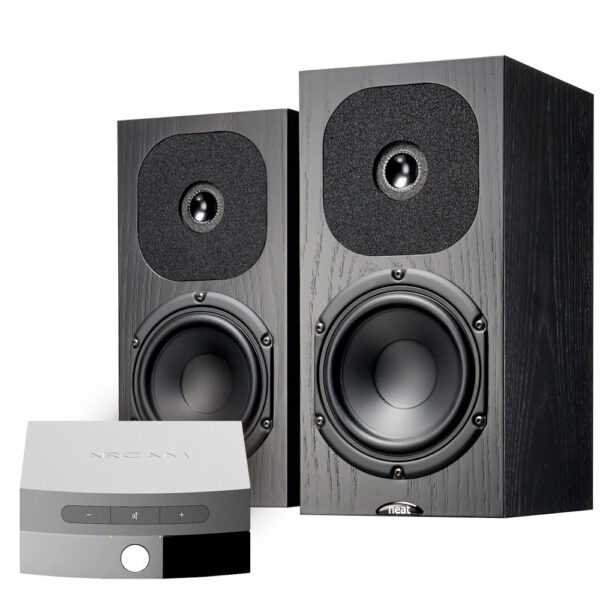 Neat Acoustics SX3 hangfal + Arcam Solo Uno erősítő szett Gedeon Audio