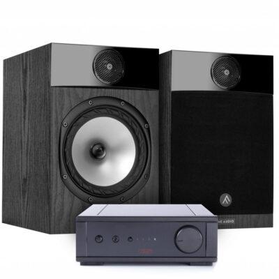 Rega io erősítő Fyne F301 hangfal hifi szett Gedeon Audio