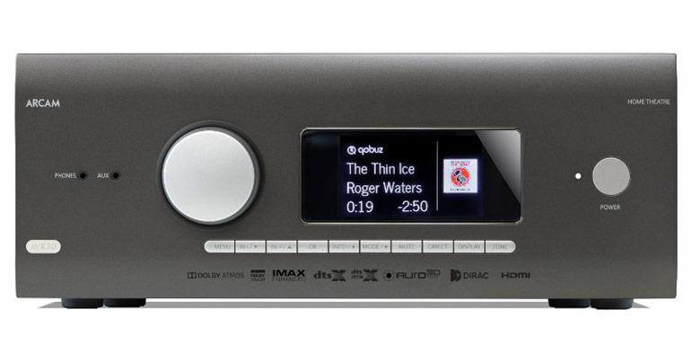 Arcam AVR30 házimozi erősítő Gedeon Audio