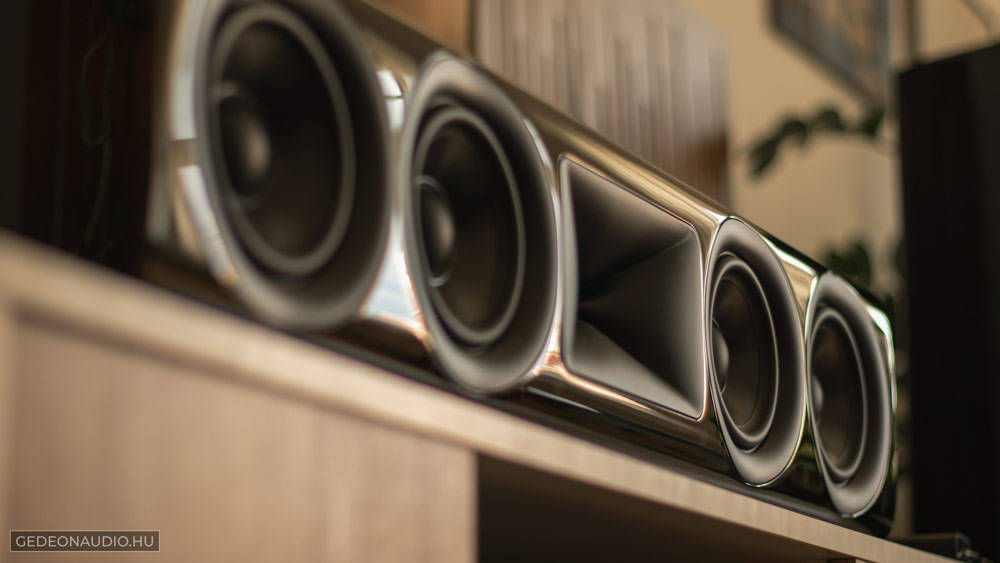 JBL HDI-4500 center hangfal Gedeon Audio