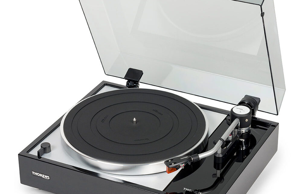 Thorens TD 1500 lemezjátszó Gedeon Audio