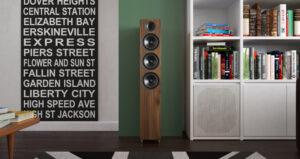 Acoustic Energy AE320 hangfal gedeon audio