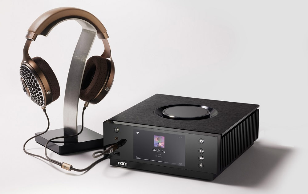 Tidal Connect Naim Gedeon Audio