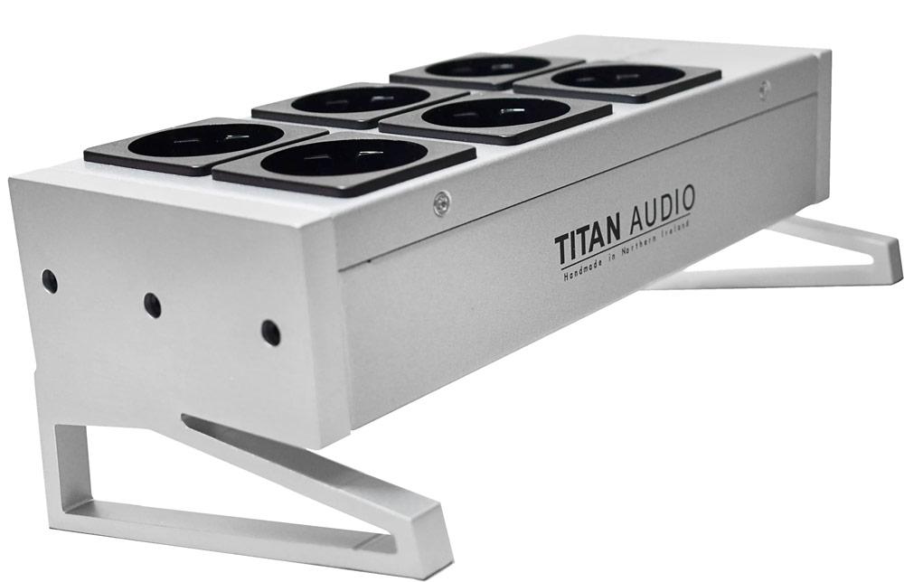 Titan Audio Eros elosztó Gedeon Audio